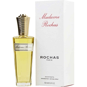 Madame Rochas Eau De Toilette Spray 3.3 oz